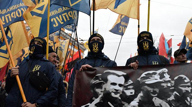 Украина как полигон для новых старых ультраправых идей
