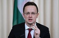 Венгрия продолжит блокировать диалог Украины с НАТО