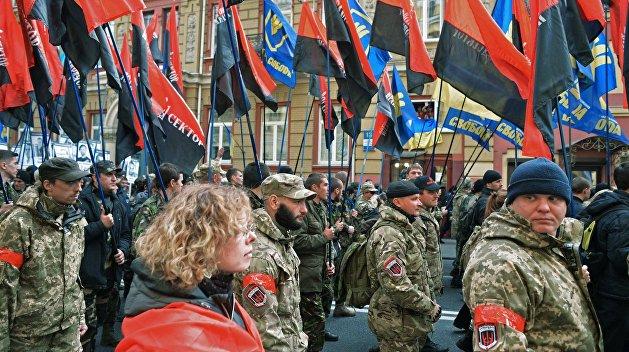 Пробуждение зверя: в Киевском городском совете прошли юбилейные V «Бандеровские чтения»