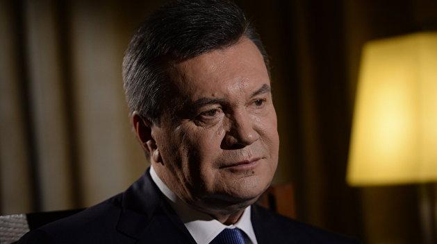 Януковичу предоставили убежище в Российской Федерации еще нагод