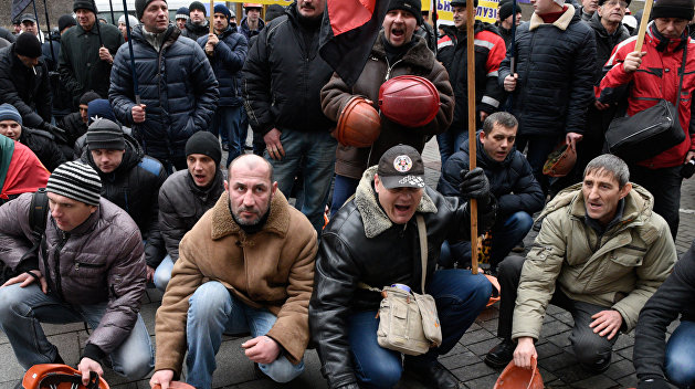 Генпрокуратура открыла дело из-за невыплаты шахтерам практически 63 млн грн