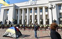 Украинская неприкосновенность на мировом фоне