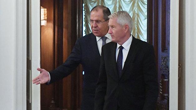 Генеральный секретарь Совета Европы Ягланд завтра в российской столице встретится сПутиным иМоскальковой