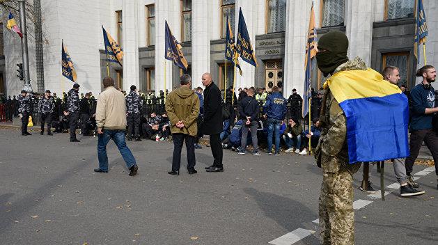 Украинский журналист: Мы построили у себя Гарлем