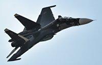 «Взгляд»: Российские истребители показали ВМС Украины свои возможности