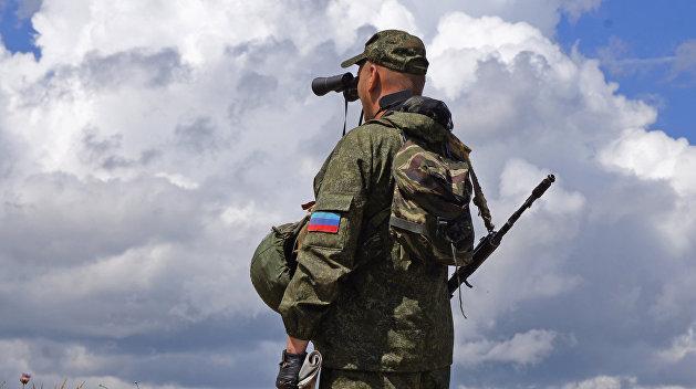 ЛНР ждет скорого наступления ВСУ в Донбассе