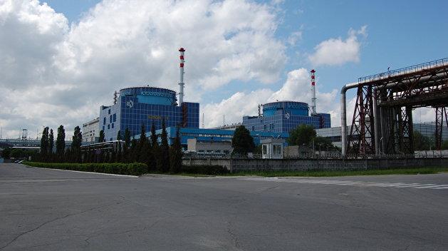 НаХмельницкой АЭС 2-ой раз занеделю незапустился энергоблок