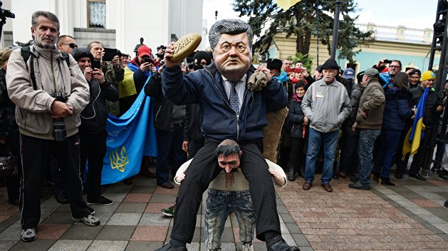 Чем обернётся разрыв дипотношений между Украинским государством иРоссией— Ростислав Ищенко