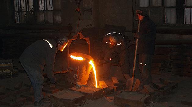 Украина опустилась на13-е место врейтинге производителей стали