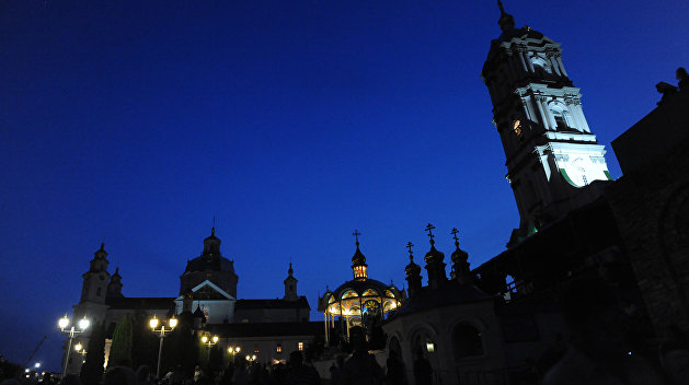 УПЦ осудила захват православного храма вИвано-Франковской области