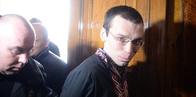Видеорепортаж с судебного заседания по делу Муравицкого