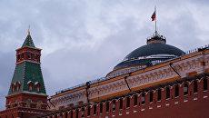 Дмитрий Песков прокомментировали версию о причастности России к теракту в Киеве