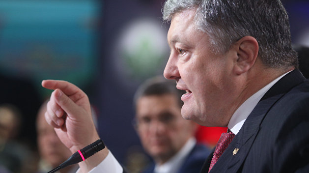 Порошенко призвал как можно скорее раскрыть дело овзрыве вКиеве