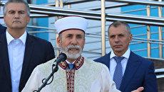 Муфтий Крыма поддержал кандидатуру Путина
