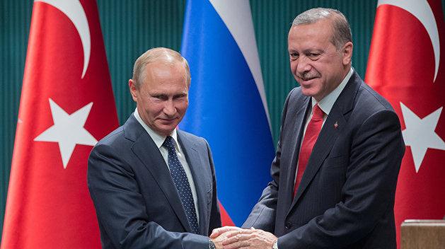 «Взгляд»: Россия и Турция вместе меняют миропорядок