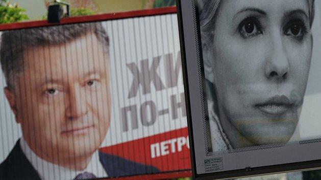 Тимошенко не хочет быть похороненной рядом с Порошенко