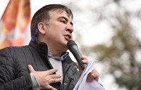 Транзитный пассажир-2: Дядя Саакашвили «застрял» в аэропорту «Борисполь»