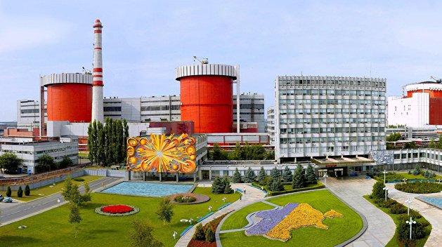 Отключили отсети третий энергоблок Южно-Украинской АЭС
