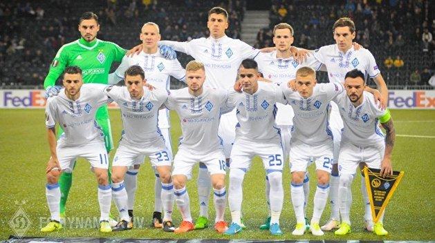 Киевское «Динамо» может остаться без еврокубков засокрытие долгов