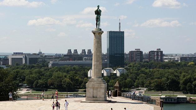 Белград напомнил Киеву ороли украинских наемников в злодеяниях против сербов