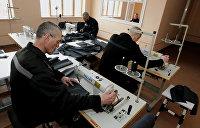 НАБУ: Аваков поставил ВСУ рюкзаки, сшитые заключенными