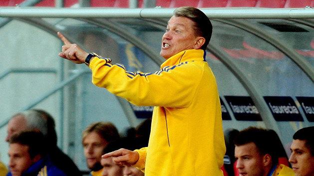 Главному рекордсмену советского футбола Олегу Блохину исполняется 65 лет -  РИА Новости
