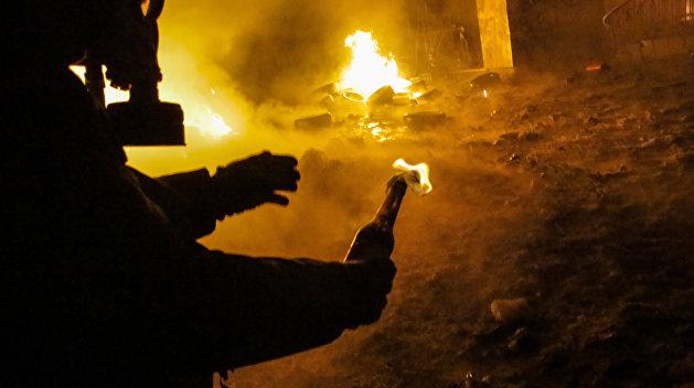 Климкин увидел внападении напосольство Украины вАфинах «российский след»