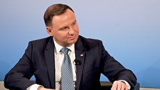 Дуда опротестовал упоминание об «украинских националистах»
