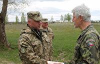 Руководить войной в Донбассе Украина направила десантника-штурмовика