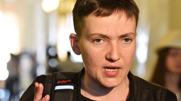 Савченко - нардепам: «Вы - бараны!» Рада не смогла изменить «закон Савченко»