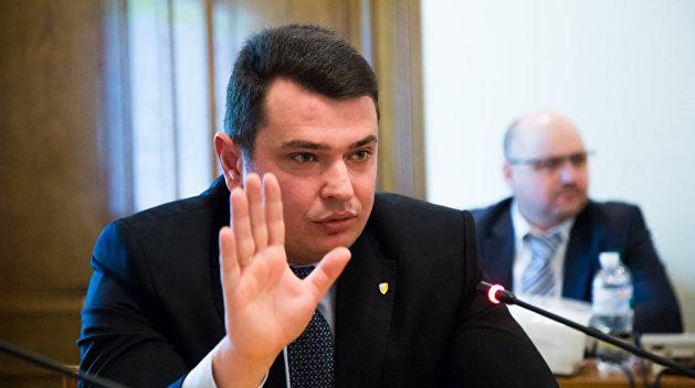 Мосийчук подал в суд на главу НАБУ