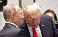 Взгляд: Скандал вокруг Иерусалима нужен Трампу для конкуренции с Путиным