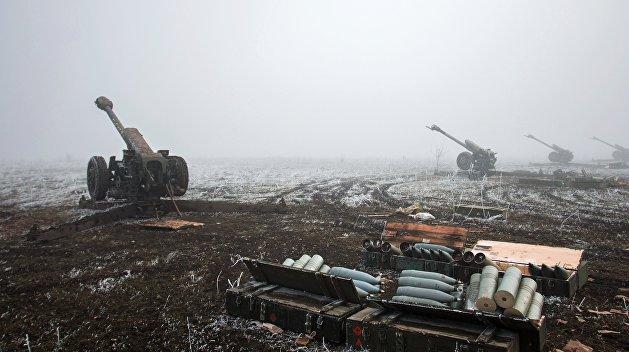 ВСУ напротяжении суток 11 раз обстреляли территорию ЛНР— Донбасс