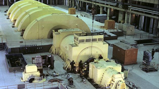 НаКурской АЭС включен всеть после ремонта энергоблок №2