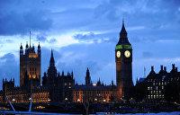 Захарова: Заявления Мэй - это цирковое шоу в британском парламенте