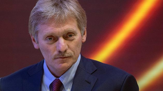 Песков прокомментировал информацию о том, что российский самолет сбили украинской ракетой