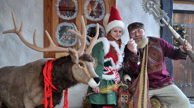 Верховная Рада займется «оптимизацией» Нового Года иРождества