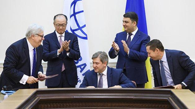 Президент группы Всемирного банка высоко оценил реформы вгосударстве Украина