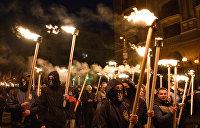 Европа: фашизм нормален, если он украинский - РИА Новости