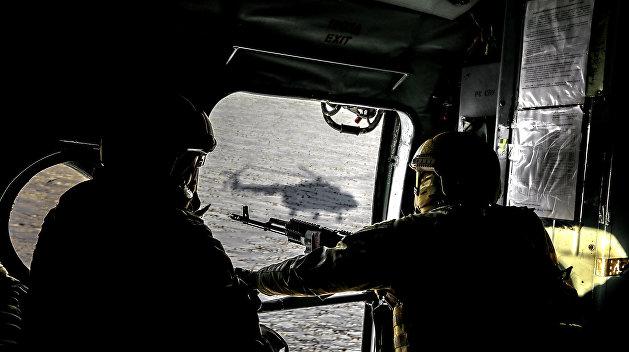 Вертолет ВСУ спешит на помощь: Под Донецком прогремел мощный взрыв
