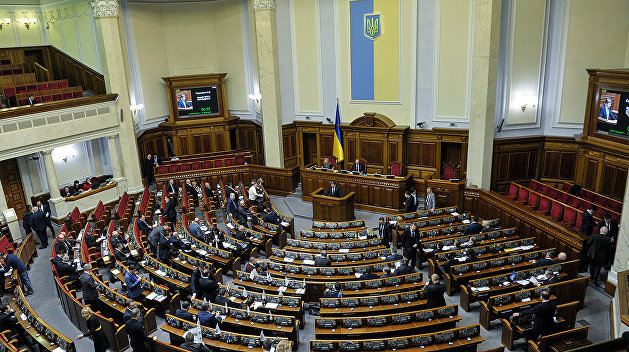 Рада предварительно одобрила создание кредитного реестра банков