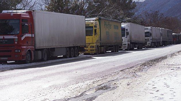Путин продлил указ отранзите товаров сУкраины вКиргизию иКазахстан