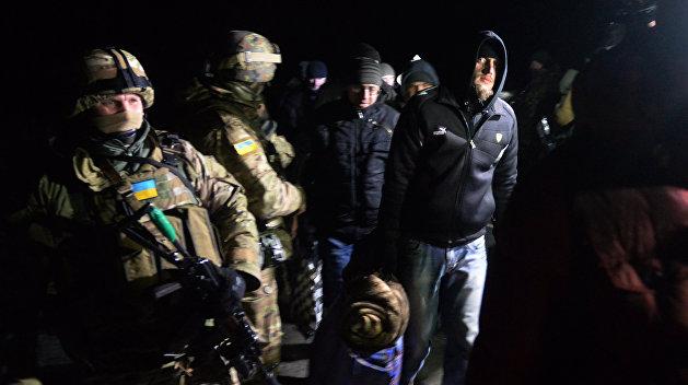 Украинские СМИ: Списки для обмена пленными между Киевом и ЛДНР согласованы