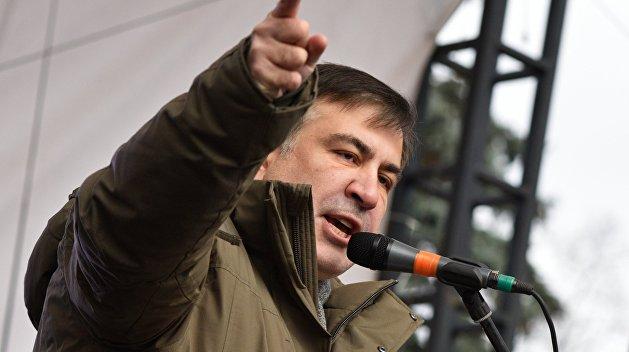 Эксперт: Проблема Саакашвили решается не в правовом поле