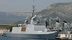 Французский «фрегат-невидимка» вошел в Черное море