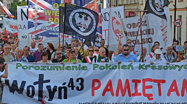 Вуз нацпамяти Польши: Варшава неможет выбирать Киеву героев