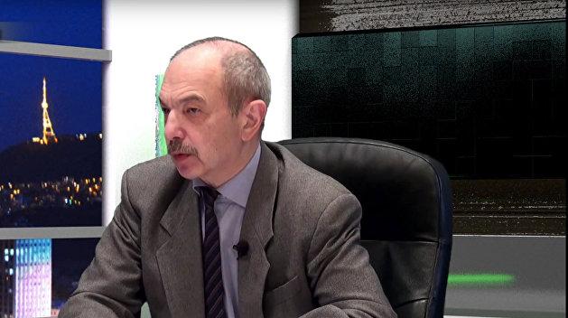 Грузинский политолог: Команда Саакашвили в Украине – это несколько сот человек, готовых на всё