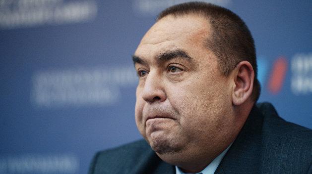 Плотницкий сложил полномочия главы ЛНР
