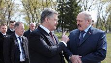 МИД Украины объяснил, почему белорусы не могут быть миротворцами