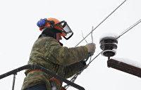 В Одесской области без электричества остаются 25 населенных пунктов